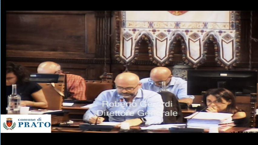 Consiglio Comunale del  13 luglio   2017 ore 15:30