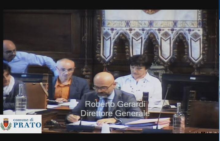 Consiglio Comunale del 14 settembre 2017 ore 15 :00
