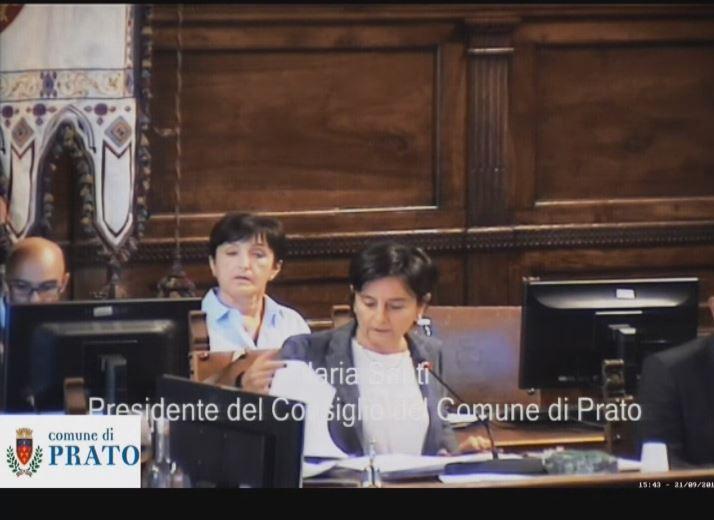 Consiglio Comunale del 21 settembre 2017 ore 15 :30
