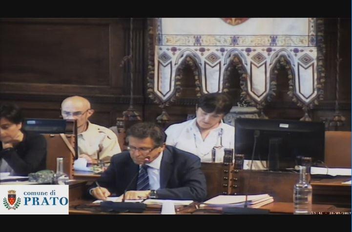 Consiglio Comunale del 28 settembre 2017 ore 15 :30