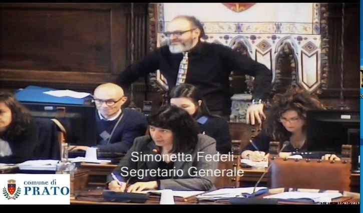 Consiglio Comunale del 12 marzo 2019 ore 15:00