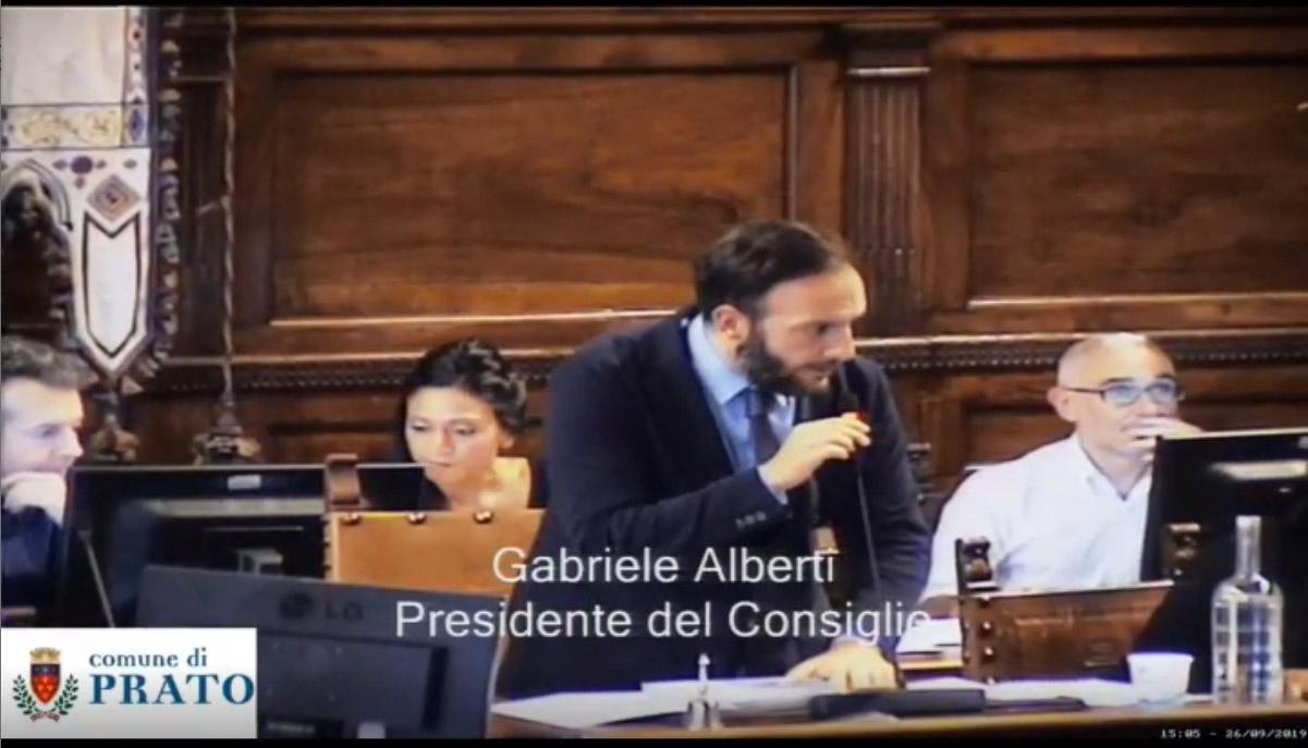 Consiglio Comunale del 26 settembre 2019 ore 15:00