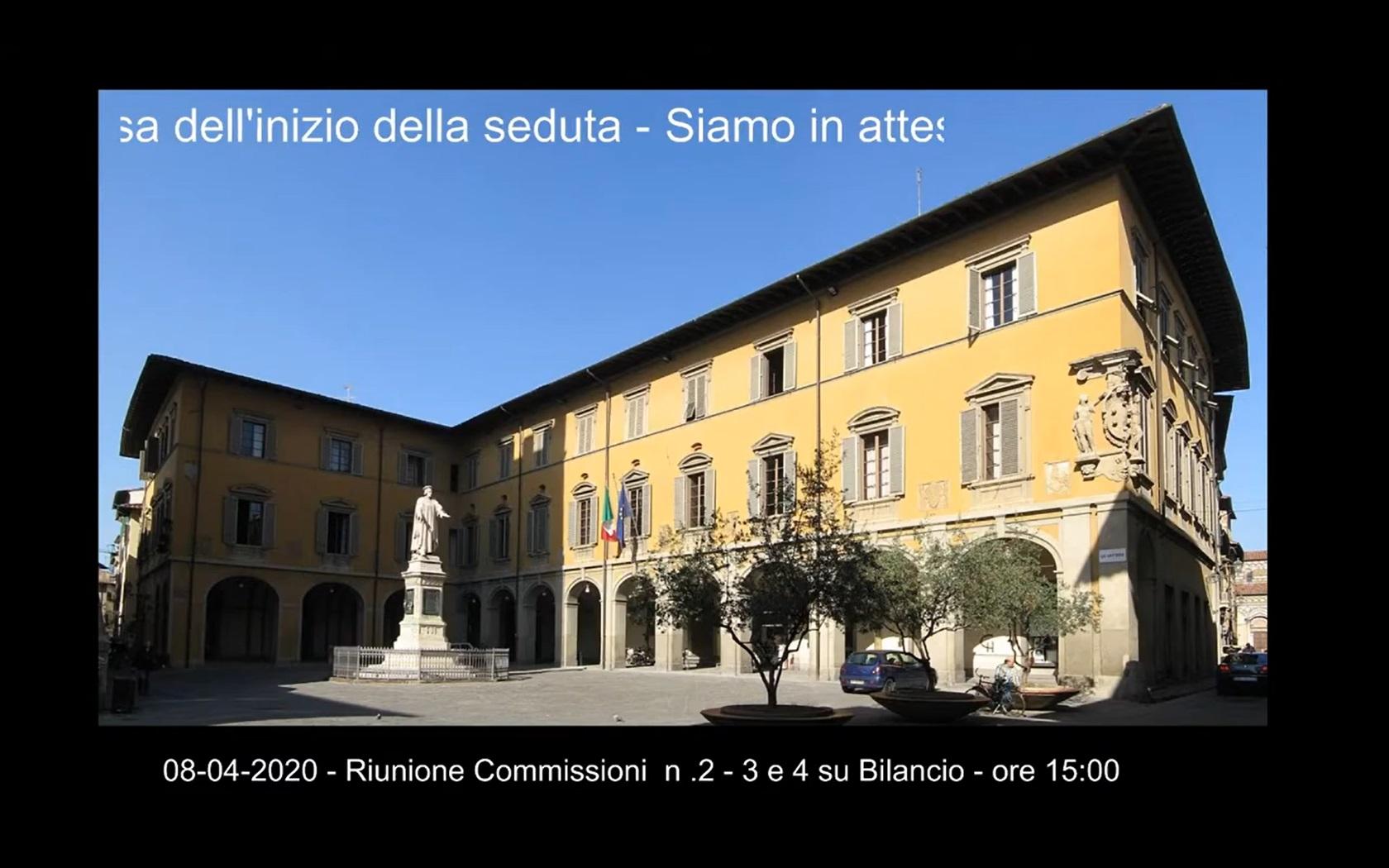 Riunione Commissione 2, 3 e 4 su Bilancio (Ore 15:00)