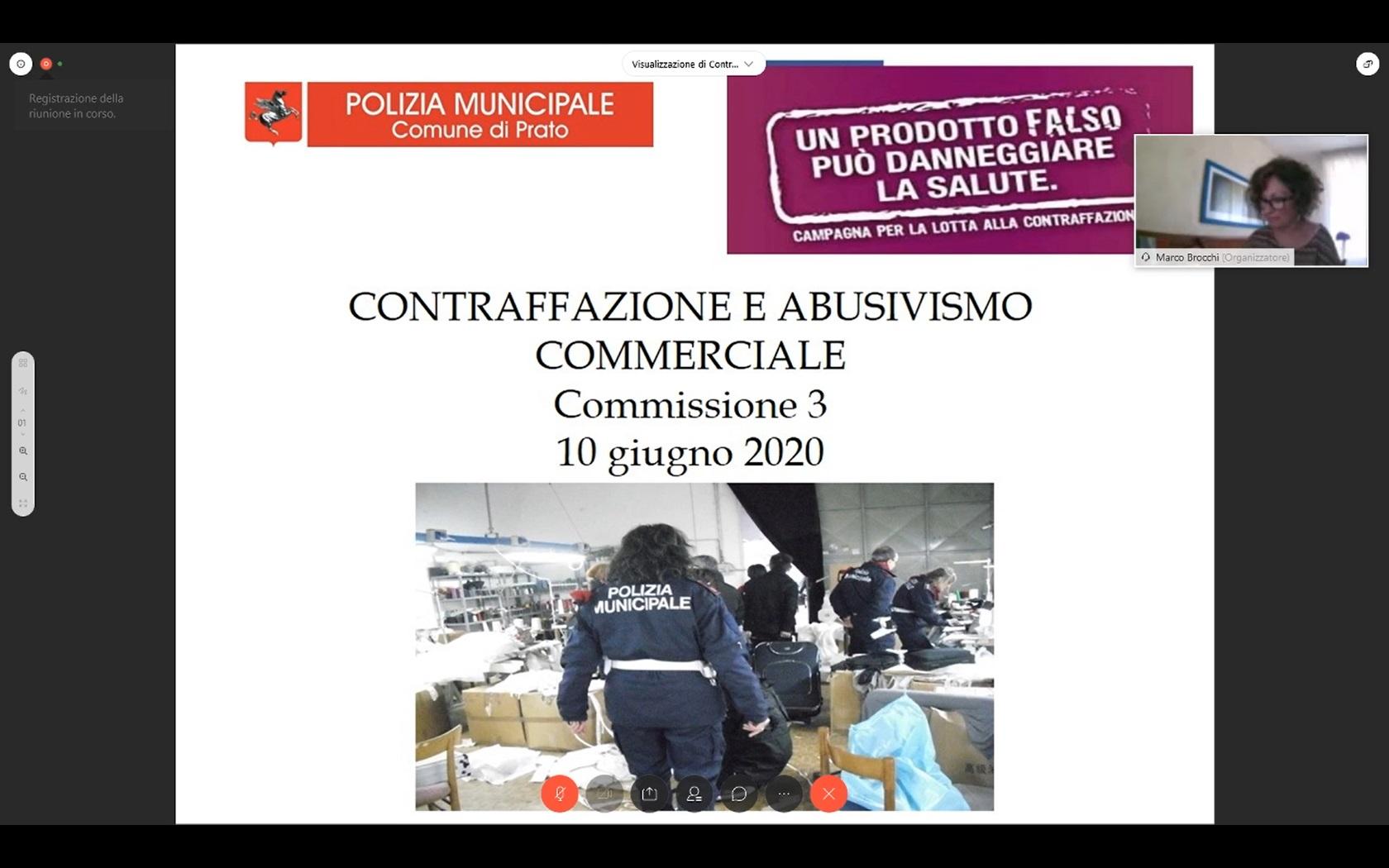 Commissione consiliare 5 del 8 giugno 2020 ore 17:00
