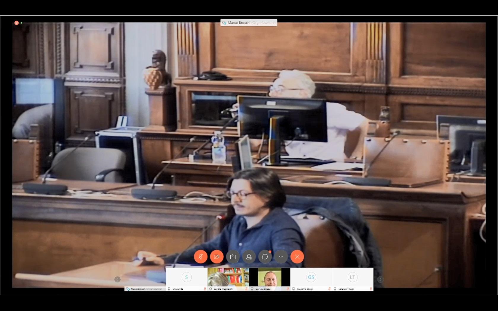 Commissione n.6 del 23/06/2020 - Convocazione ore 9:00