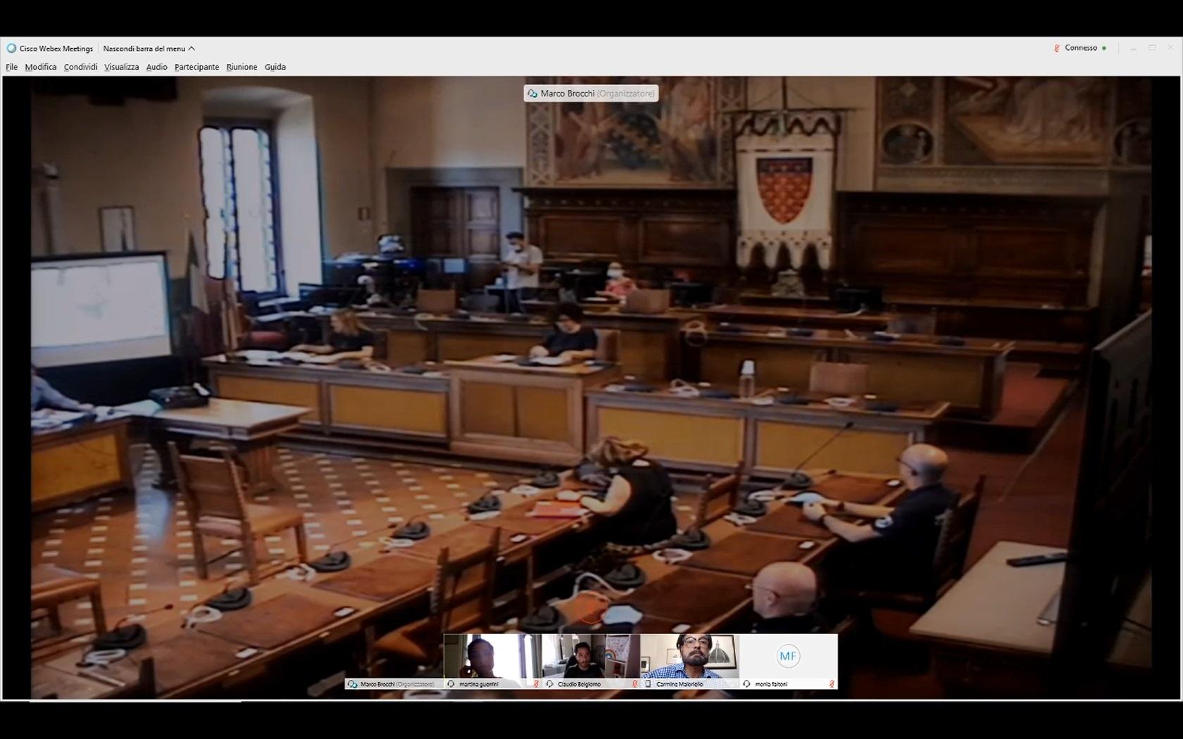 Commissione consiliare 3 del 24/06/2020 ore 15:00