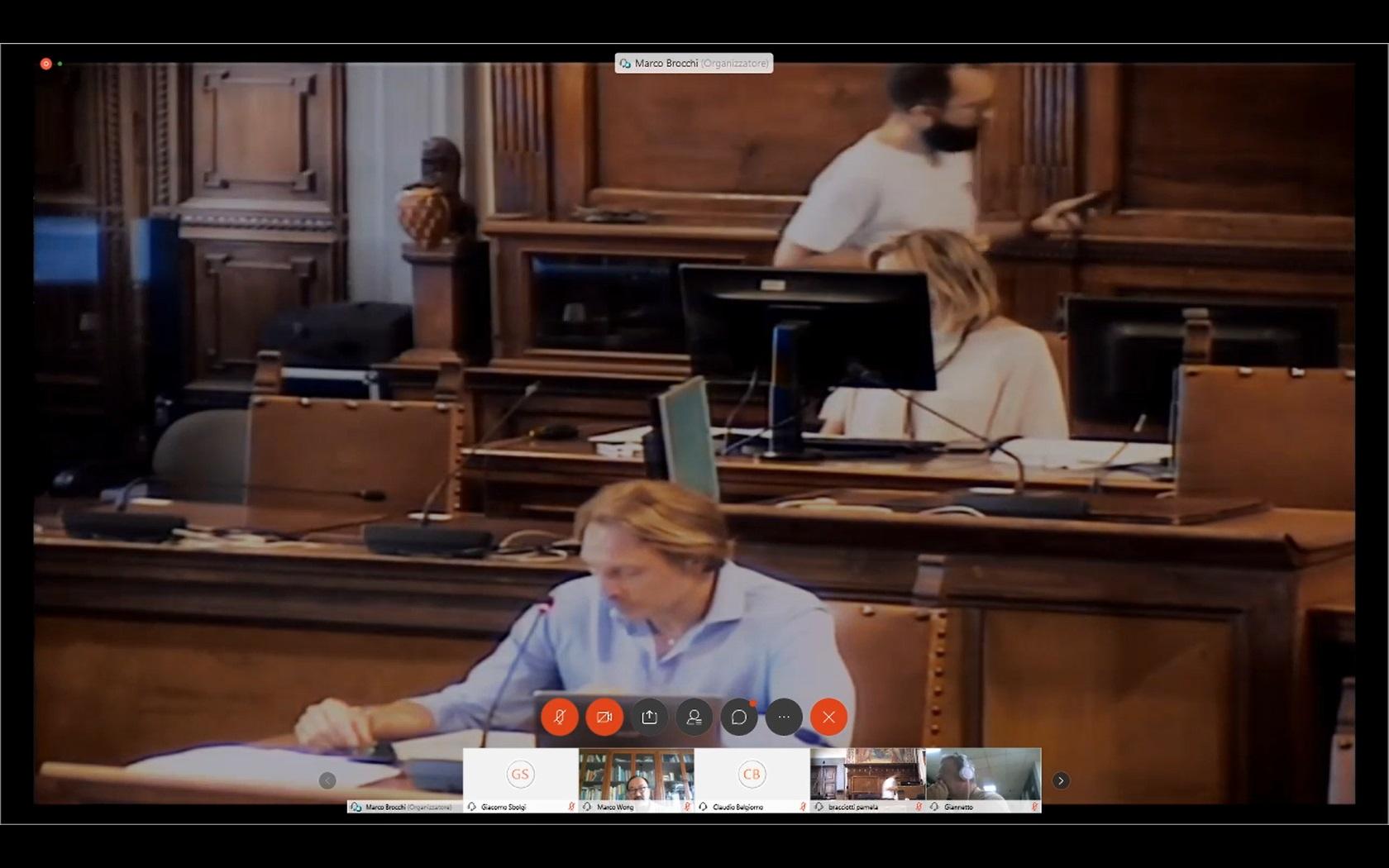 Commissione Consiliare n. 4 - Venerdi 03/07/2020 ore 9:00