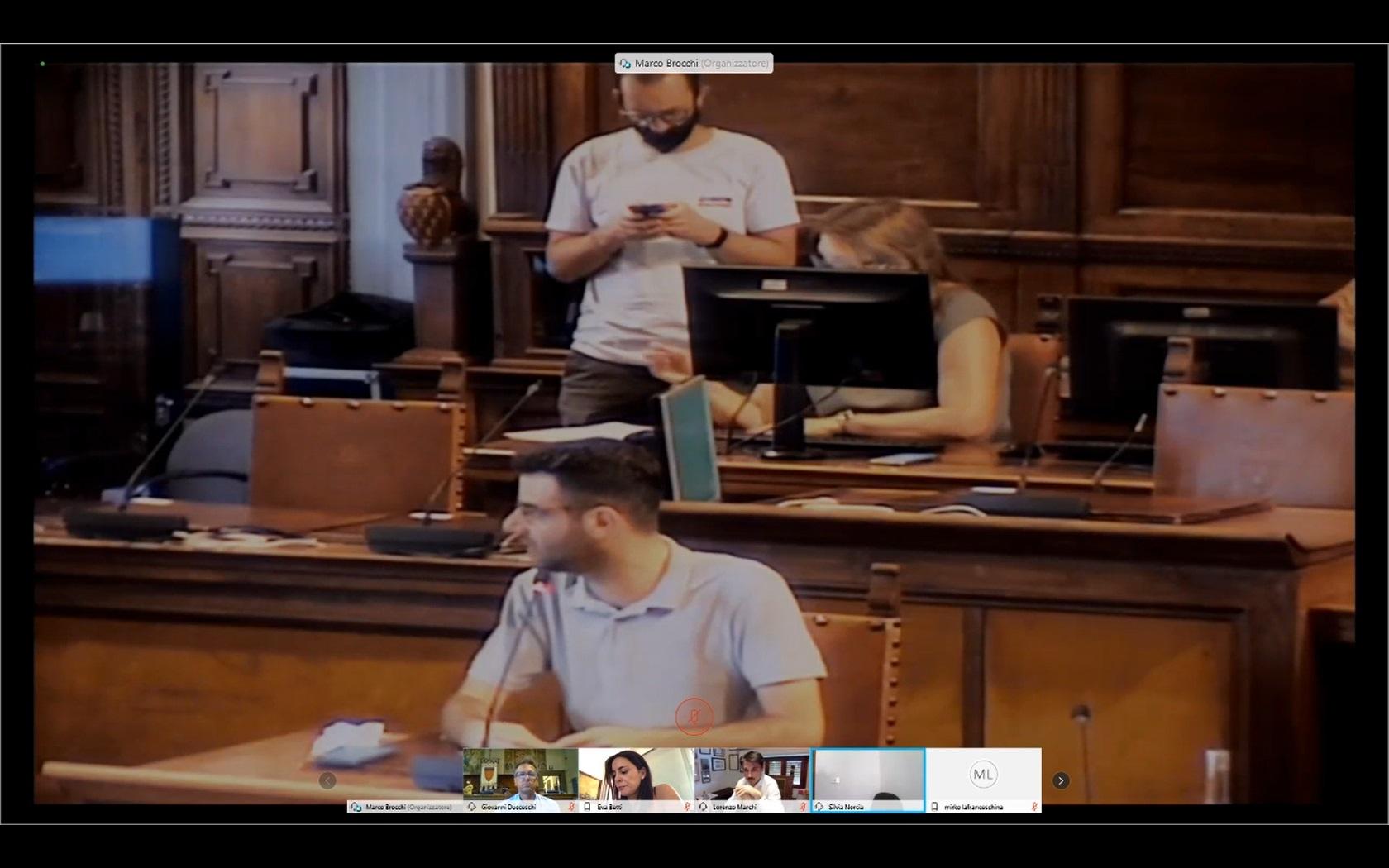 Commissione Consiliare n. 1 del 06/07/2020 ore 14:00