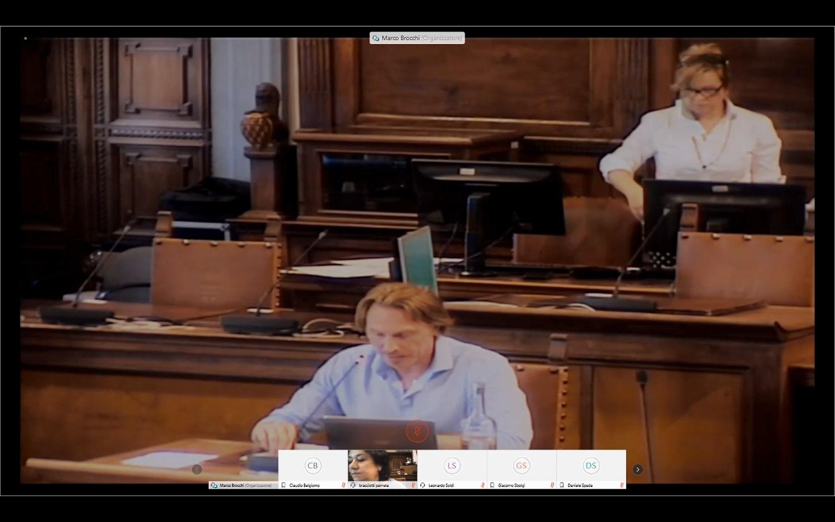 Commissione Consiliare n.4 seduta del 7 luglio 2020 ore 15:00