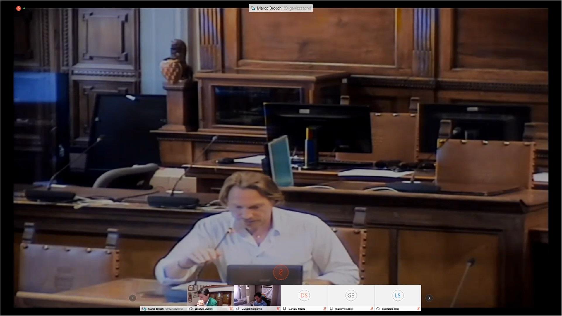 Commissione 4 del 15/07/2020 ore 09:00