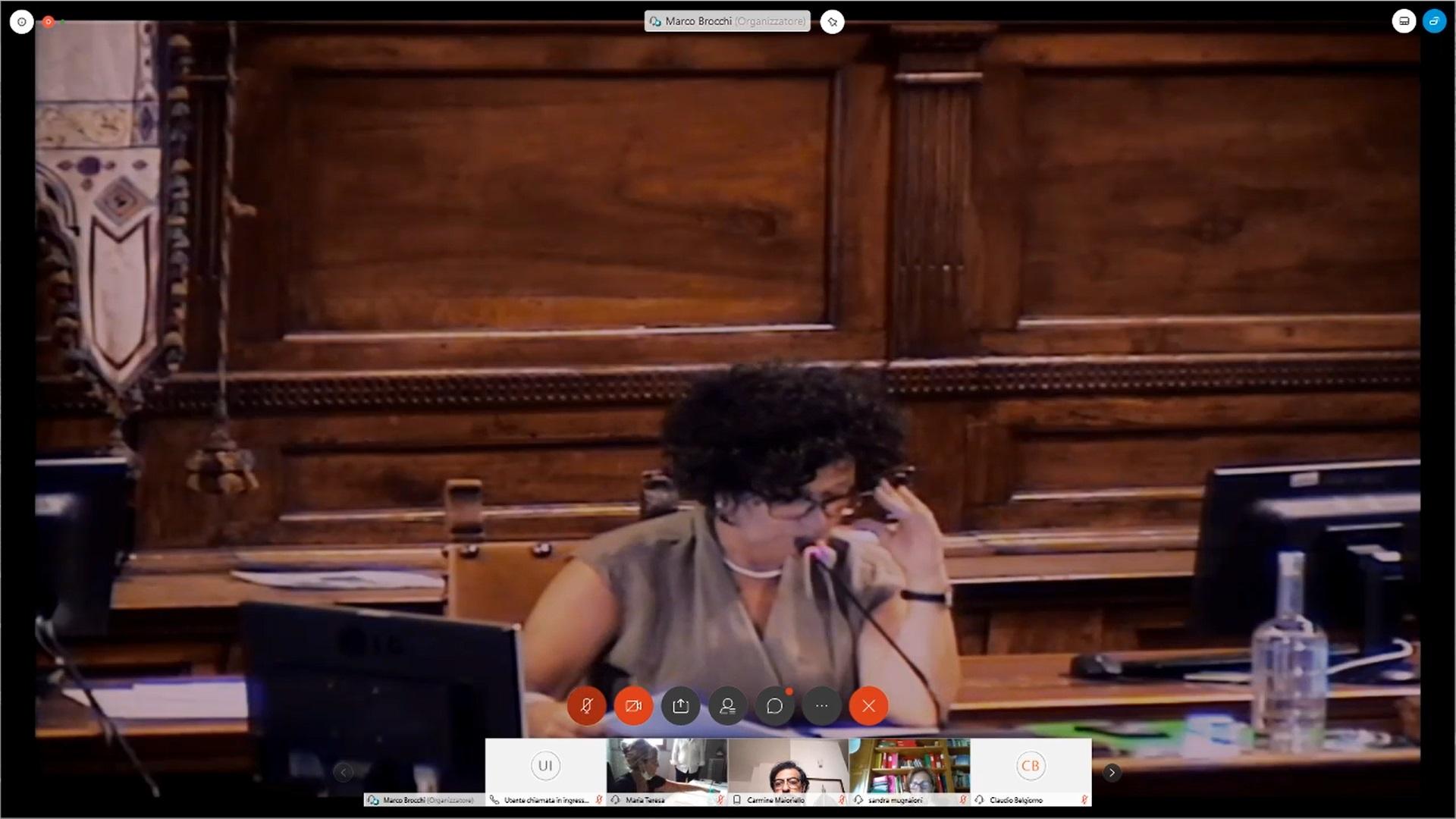 Commissione 3 del 15/07/2020 ore 15:00