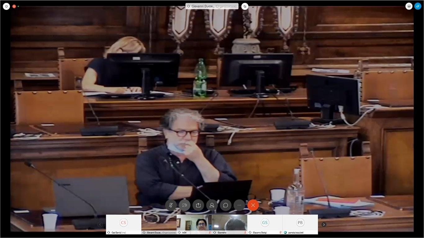 Commissione consiliare 4 29/07/2020 ore 17:00
