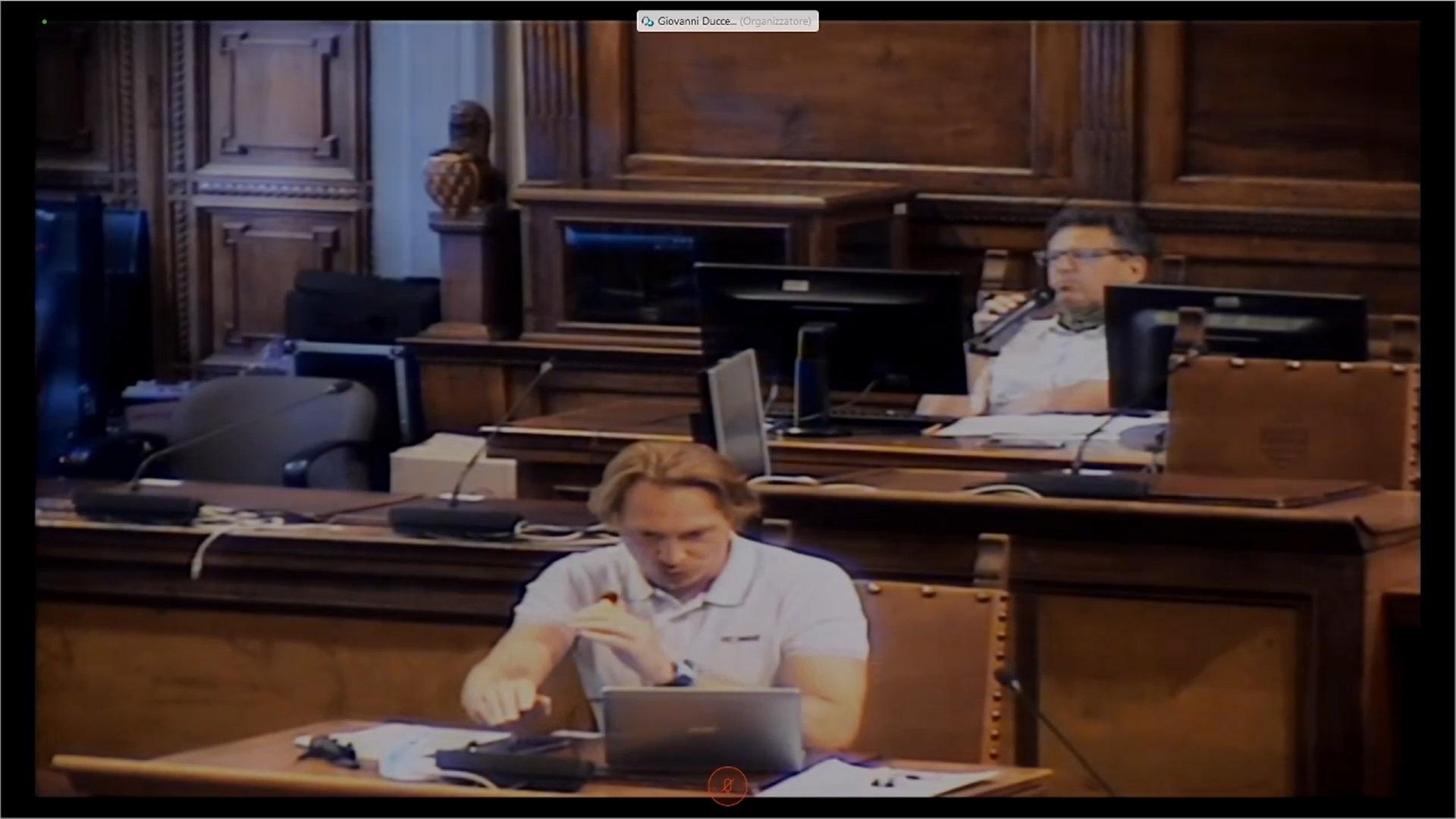 Commissione Consiliare 4 - Giovedì 6 agosto 2020 ore 08:30