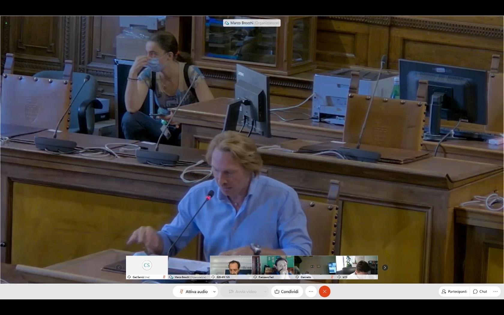 Commissione 4 - Macrolotto 2 del 16 settembre 2020 ore 9:00
