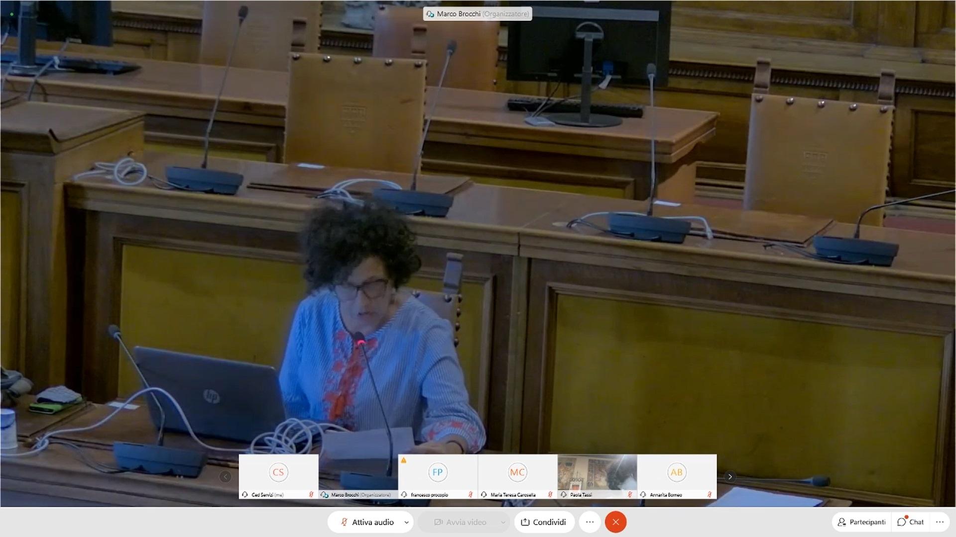 Commissione consiliare n. 3 del 16/09/2020 ore 17:00