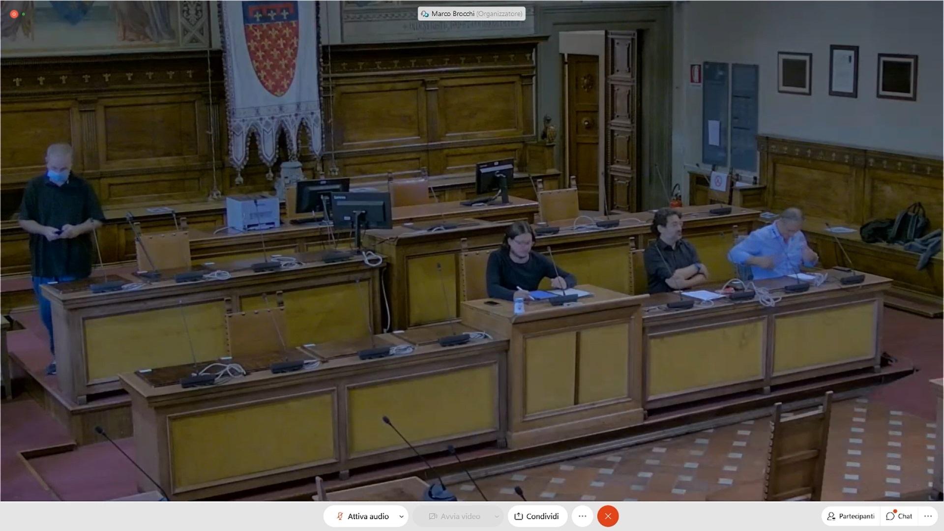 Commissione consiliare n. 6 del 24/09/2020 ore 09:00