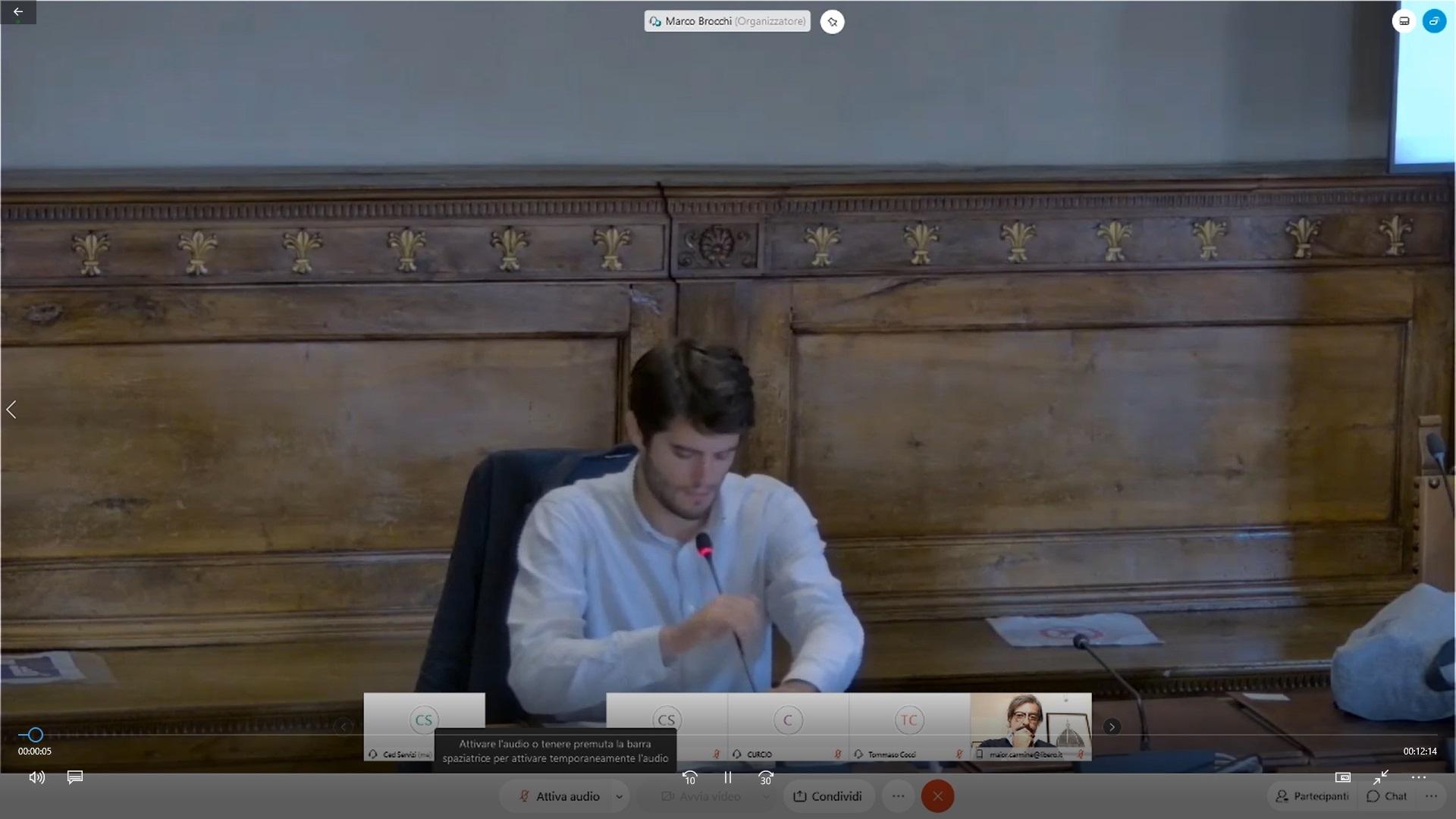 Commissione consiliare n. 2 del 24/09/2020 ore 13:00