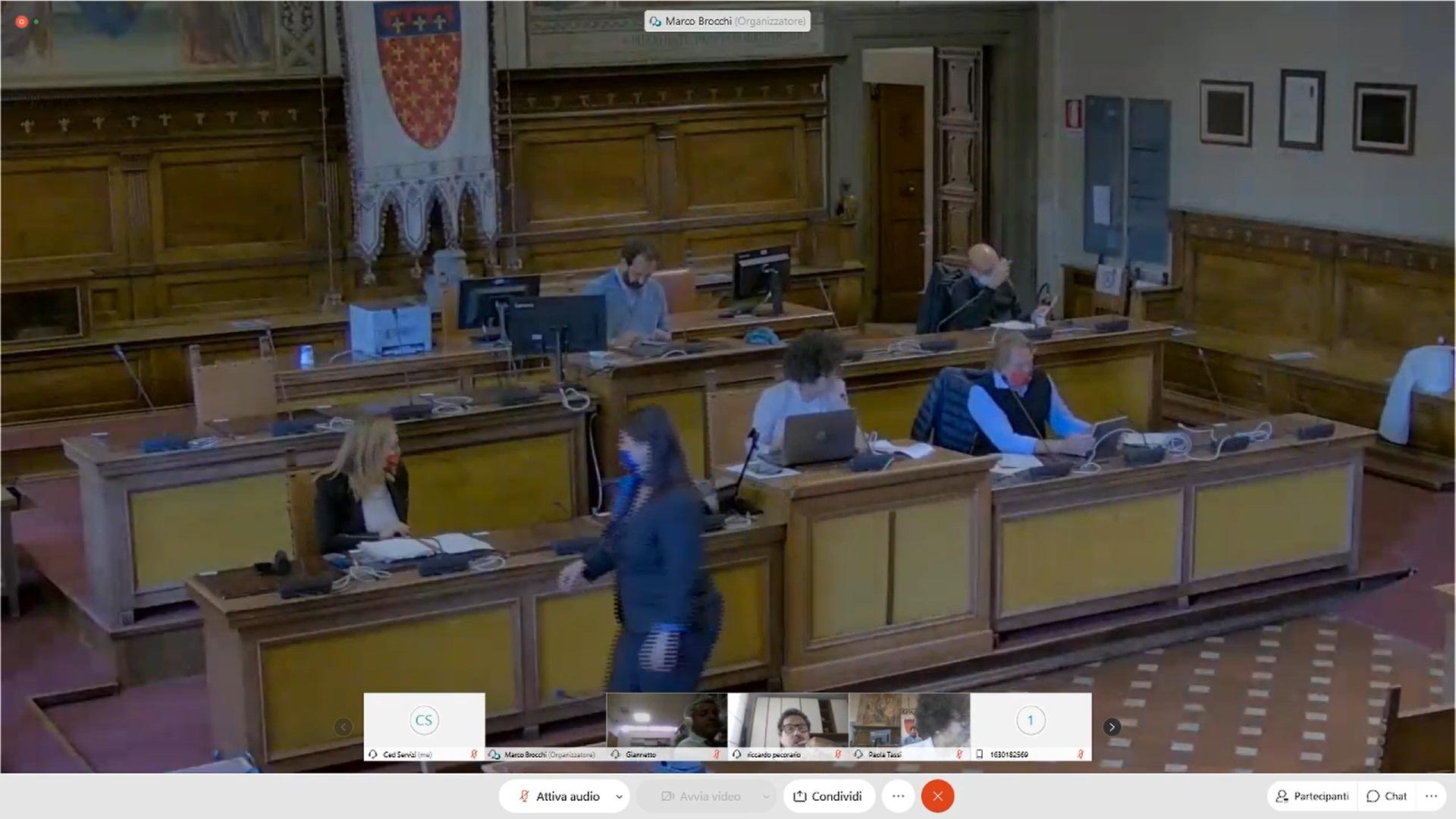 Commissione consiliare n. 3+4 del 29/09/2020 ore 15:00