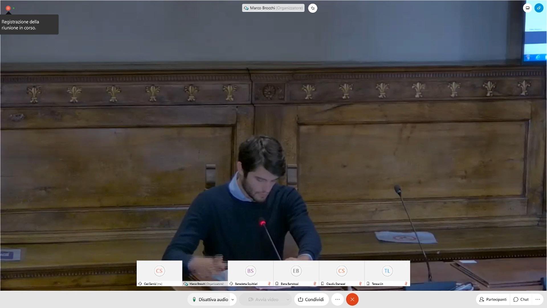Commissione consiliare n. 2 del 30/09/2020 ore 15:30