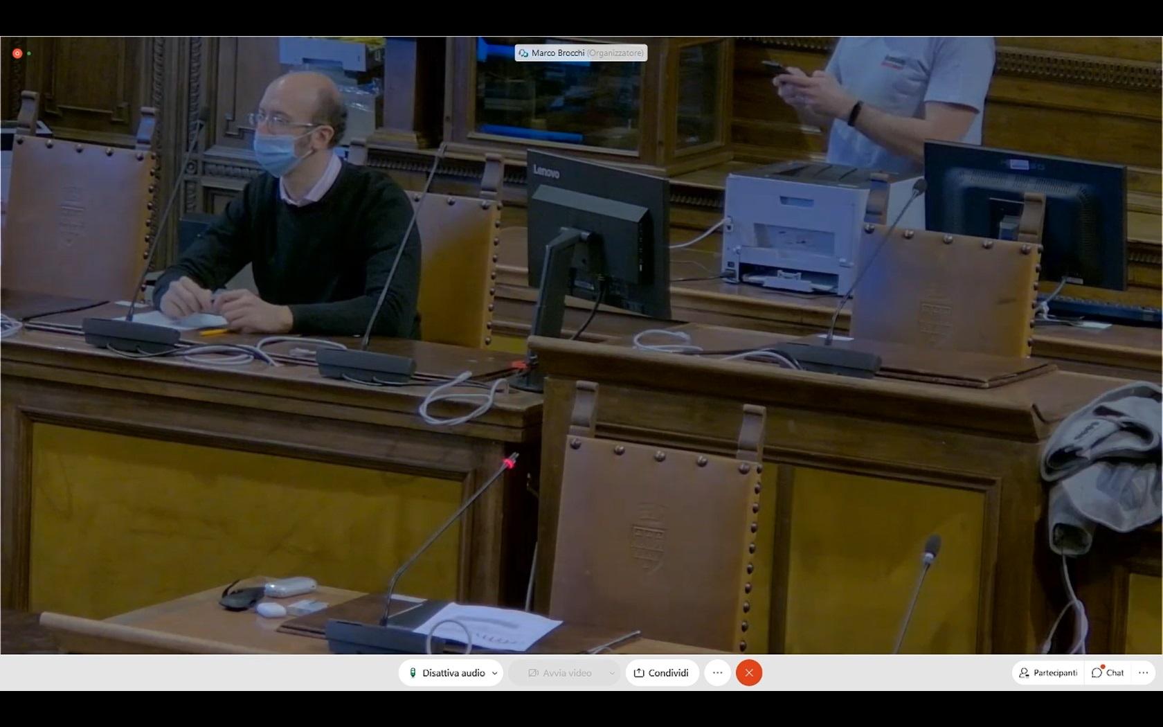 Commissione consiliare n. 6 del 01/10/2020 ore 09:00