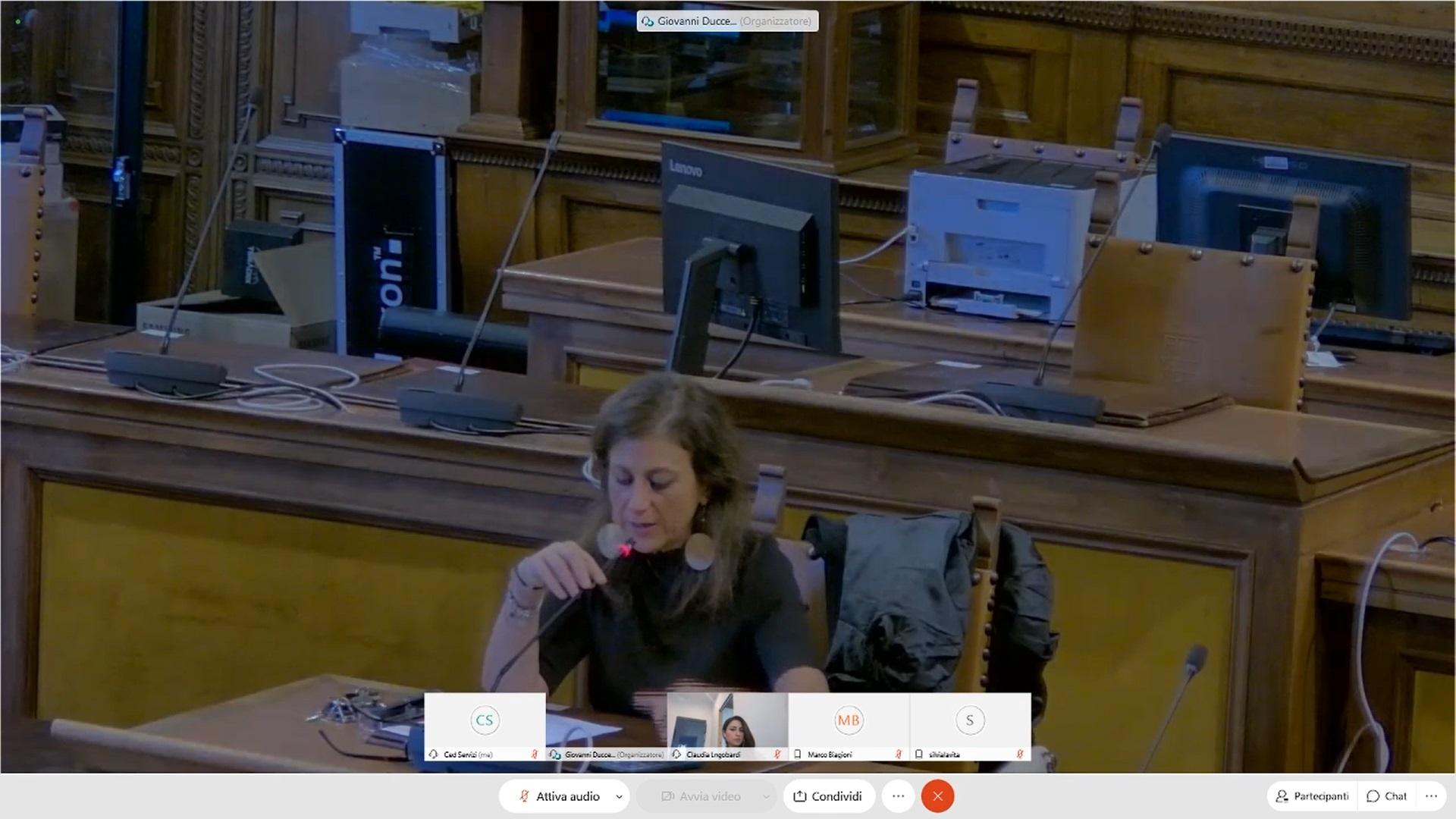 Commissione consiliare n. 5 del 05/10/2020 ore 16:45