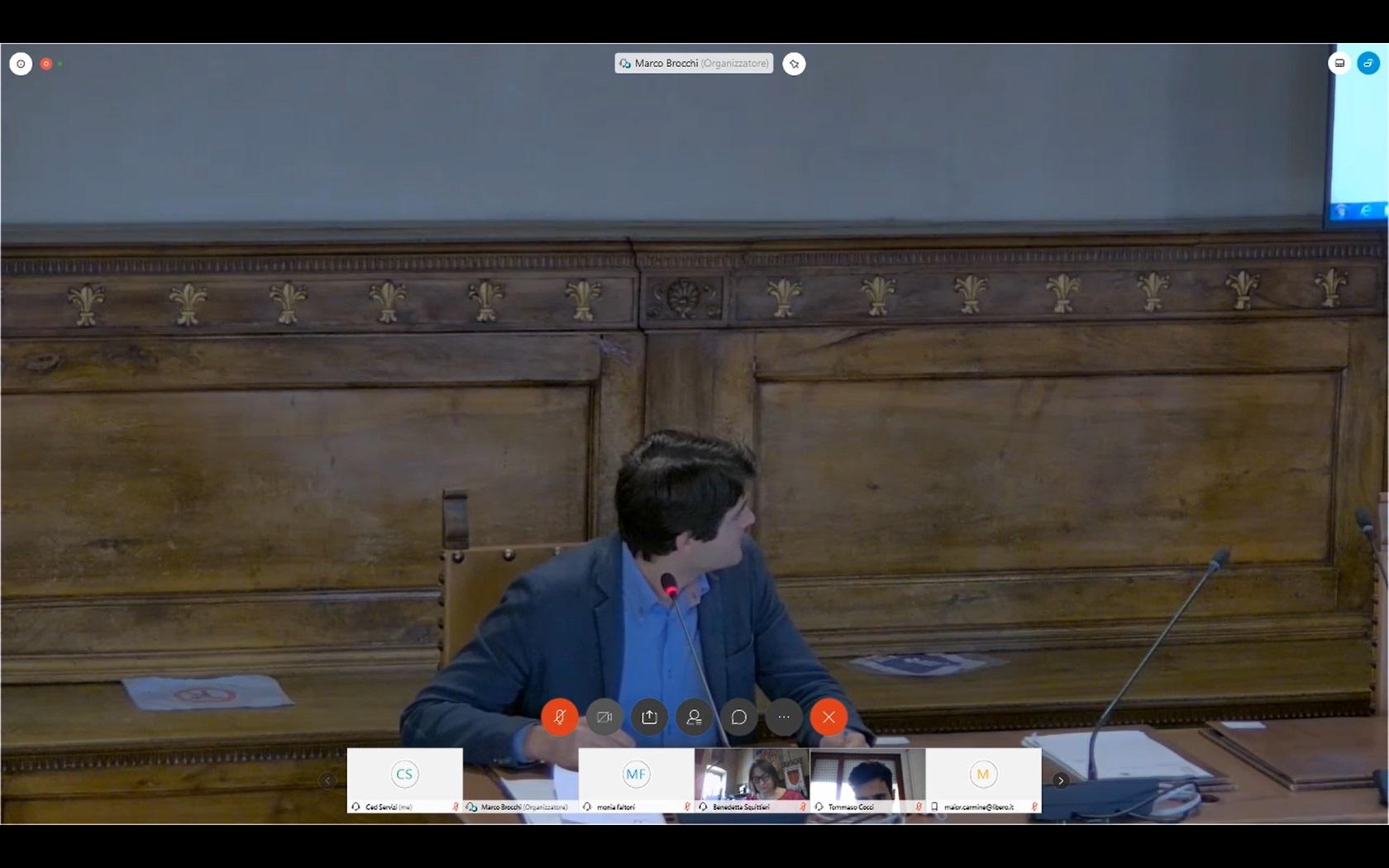 Commissione consiliare n. 2 del 08/10/2020 ore 11:00