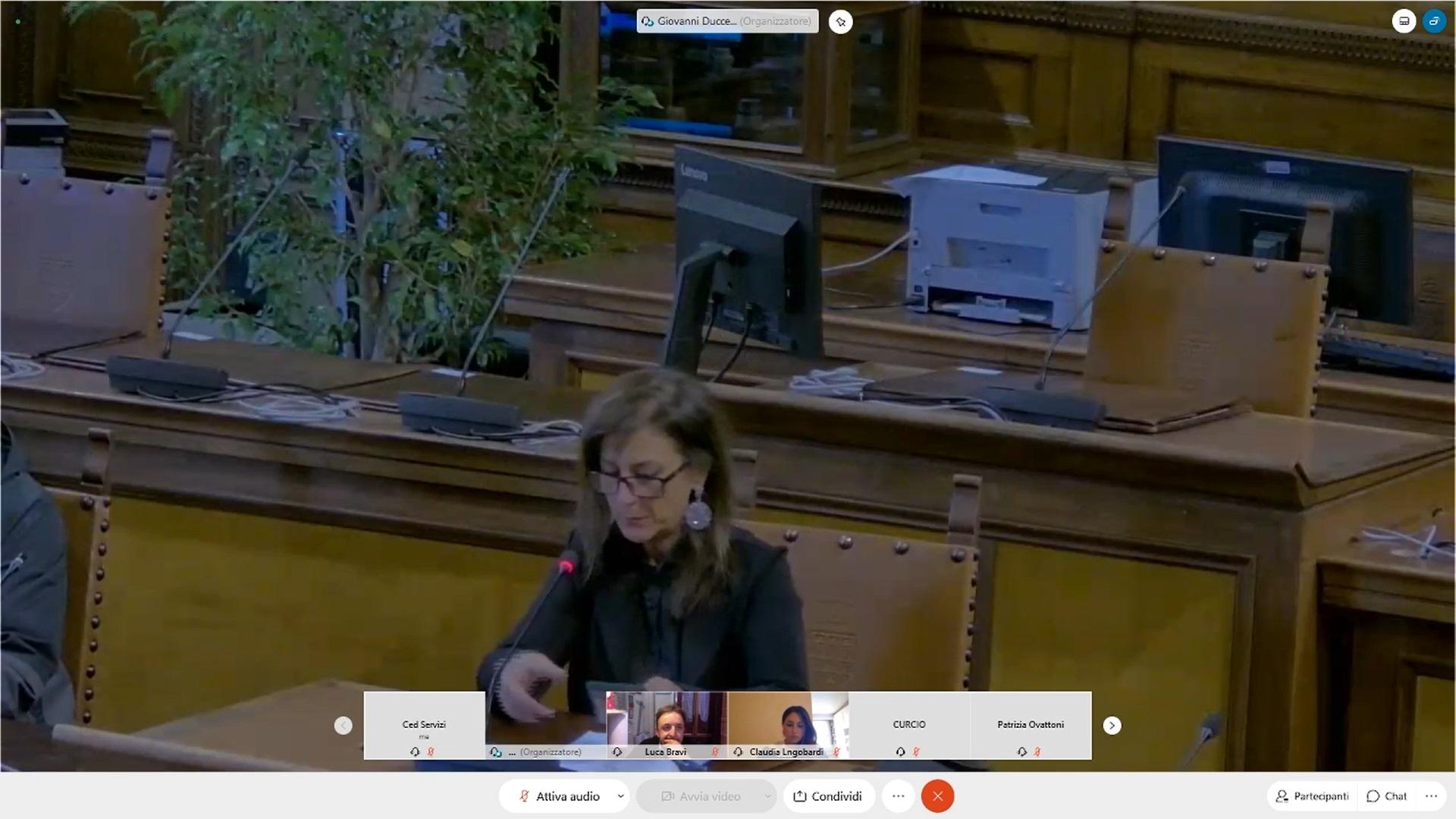 Commissione consiliare n. 5 del 12/10/2020 ore 17:00
