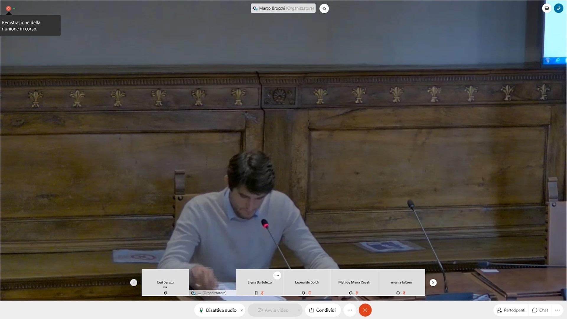 Commissione consiliare n. 2 del 13/10/2020 ore 15:30
