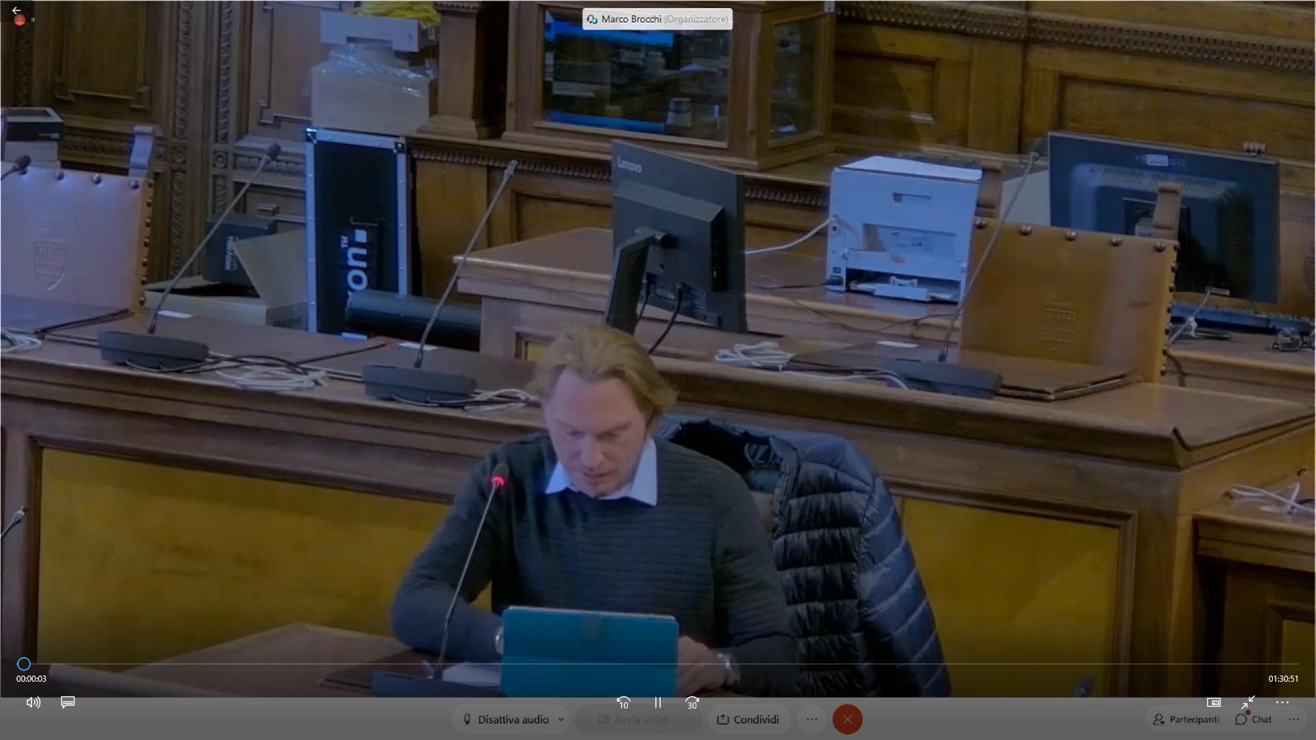 Commissione consiliare n. 4 del 14/10/2020 ore 15:00